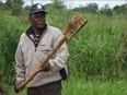 Weeder in Chansali, Zambia