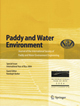 PAWE journal Special issue of the Journal Paddy and Water